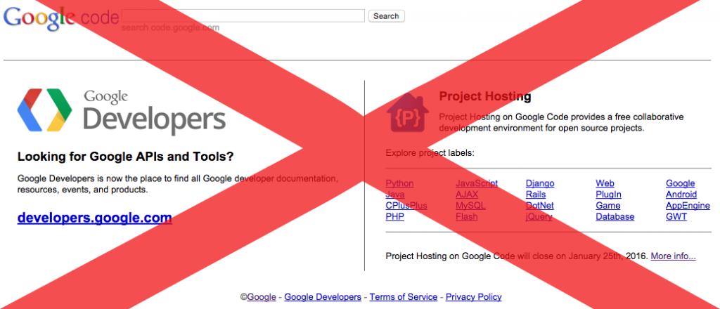 google code project